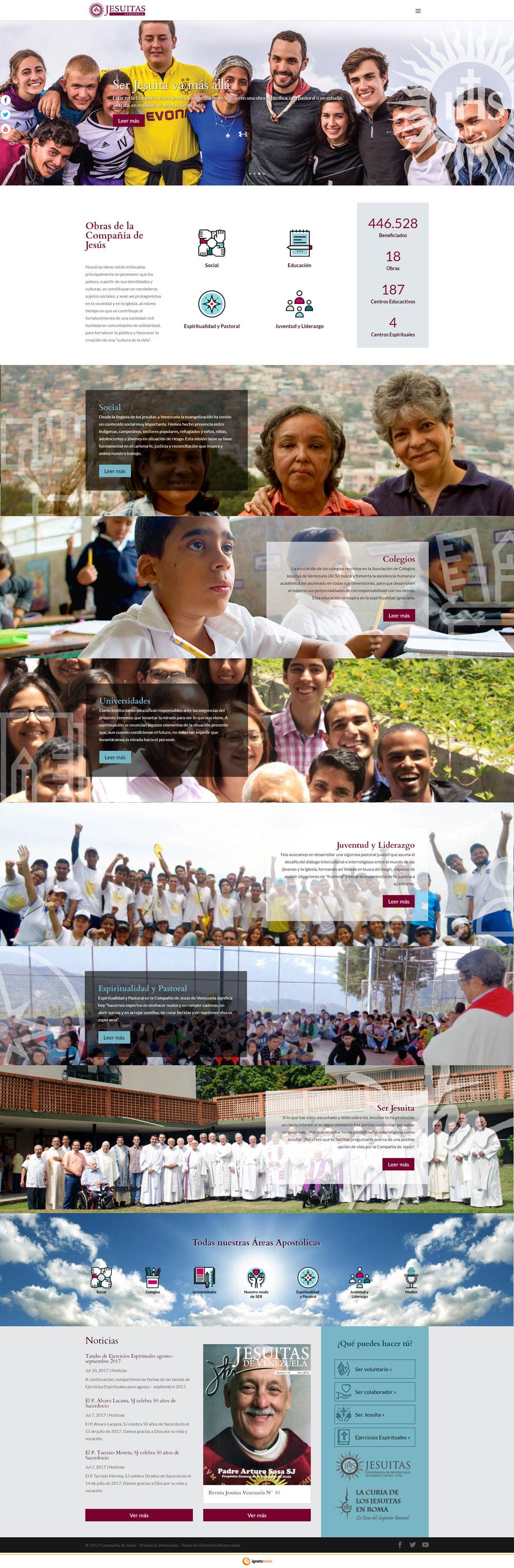 www.jesuitasvenezuela.com