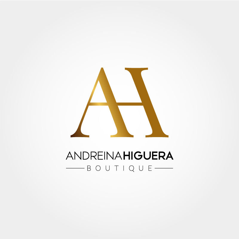 Logo for Andreina Higuera Boutique