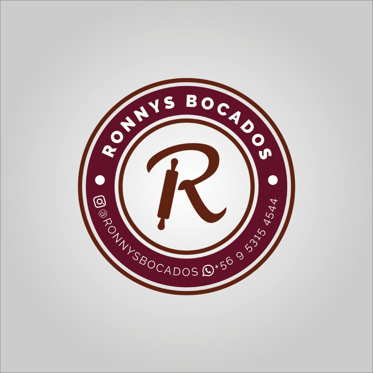 Logo para Ronnys Bocados
